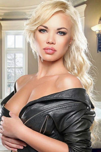 Busty Escort Galina