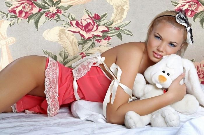 Russian EscortGirl Galina