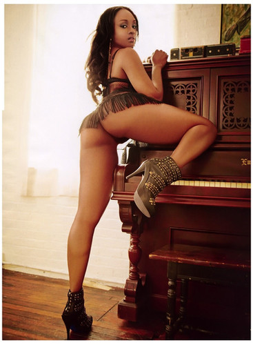 Ebony Escort Girl Anitah