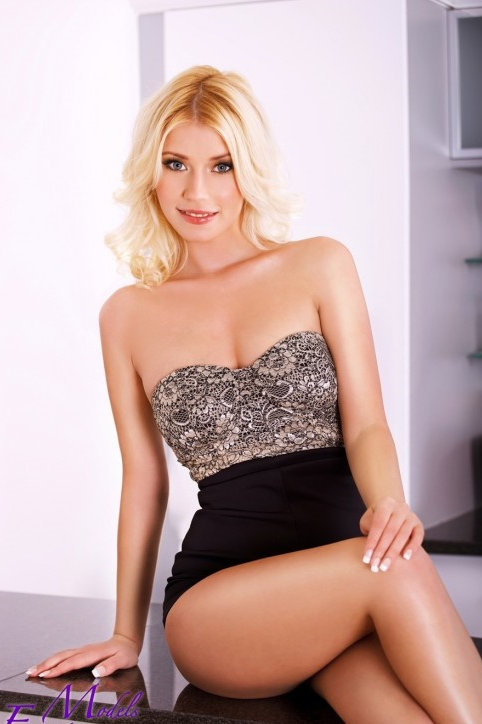 Exclusive Escort Alexandra