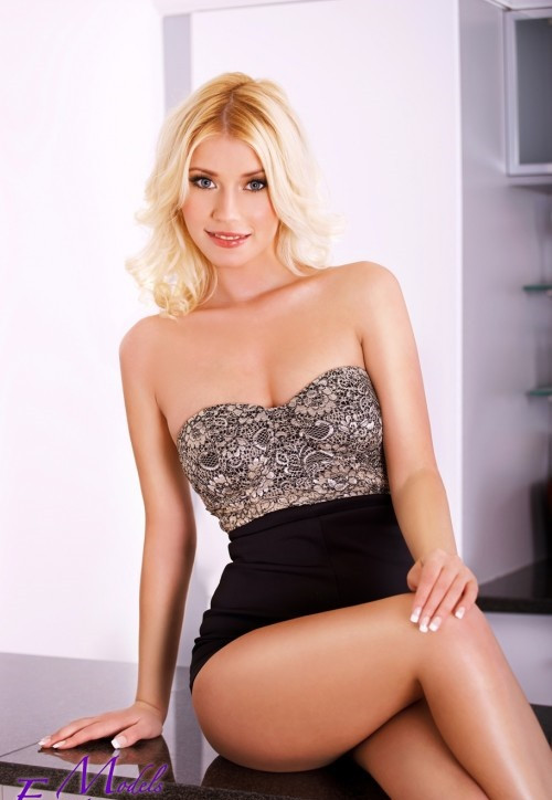 Exclusive Escort Girl Alexandra