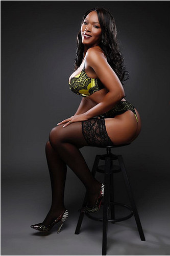 Ebony Escort Girl Annalisa
