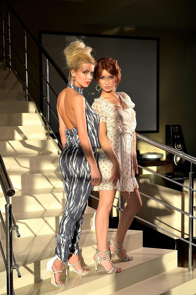 Çift Escort Alina ve Ketty