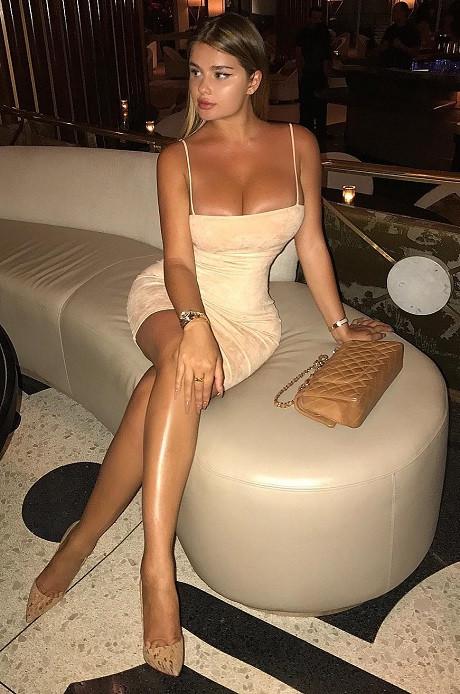İstanbul Escort Bayan Melanie