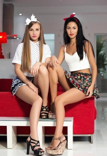 Vip Escort Bayan Angel ve Pamela