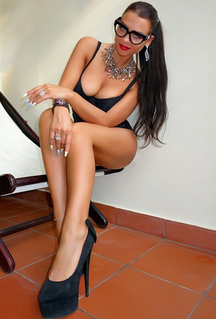Ukrainian Escort Girl Vella