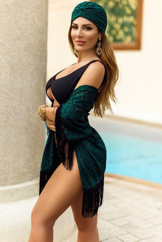 Arabic Escort Lady Samira