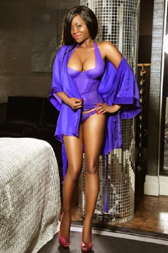 Black Escort Girl Anitah