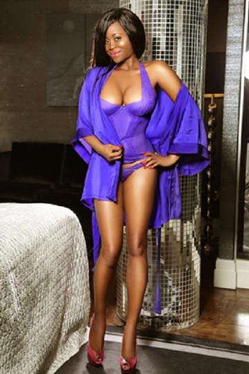 Ebony Escort Girl Anitah