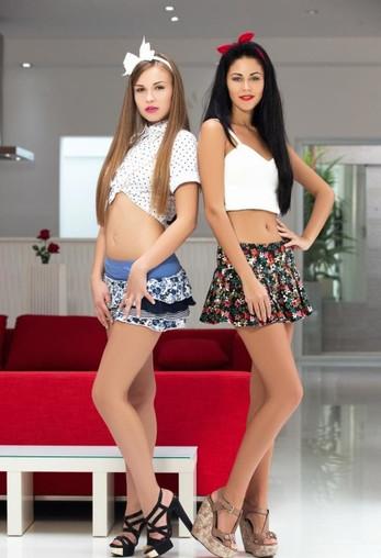 Duo Escorts Angel and Pamela