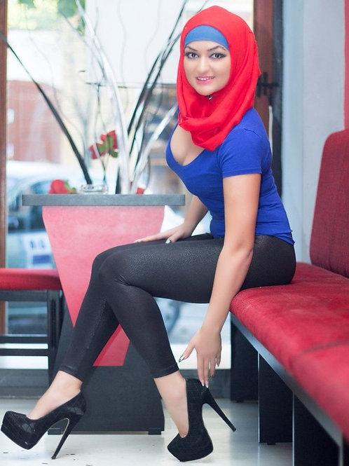 Turbaned Escort Girl Naz