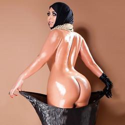 Türban Fetish Escort Mistress Sahra