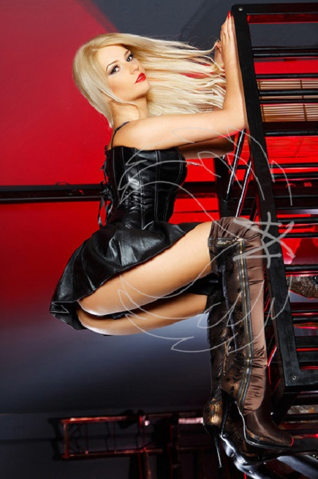 İstanbul Escort Mistress Claire Gold