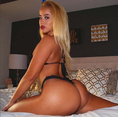 Large Bums Curvy Anal Escort Girl Jasmine