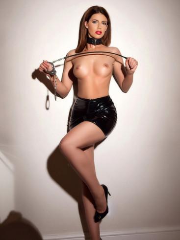 Fetish and BDSM Mistress Domination Escort Lady Arina