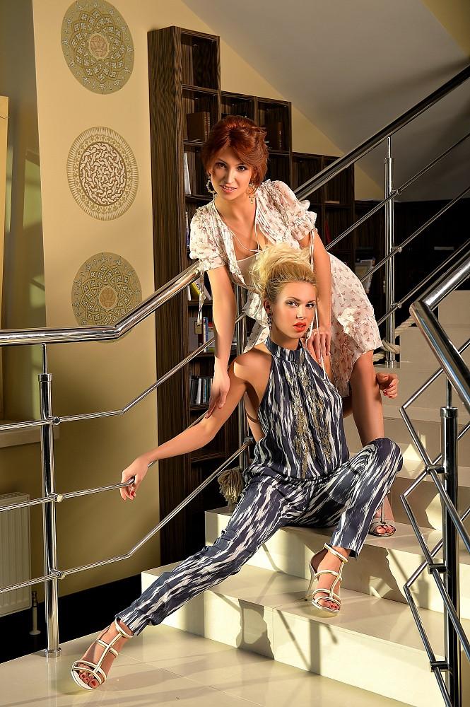 İkili Escort Alina ve Ketty