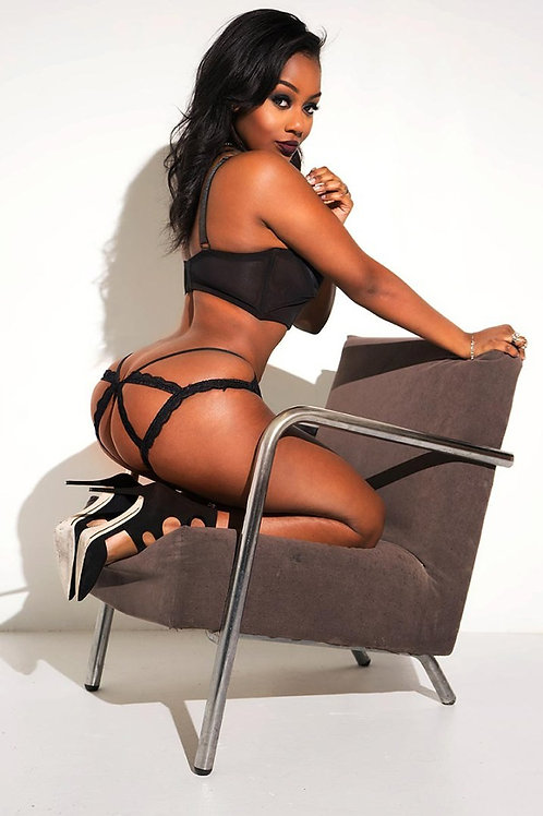 Ebony Escort Girl Maya