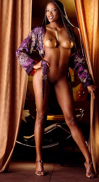 Black Escort Girl Serria
