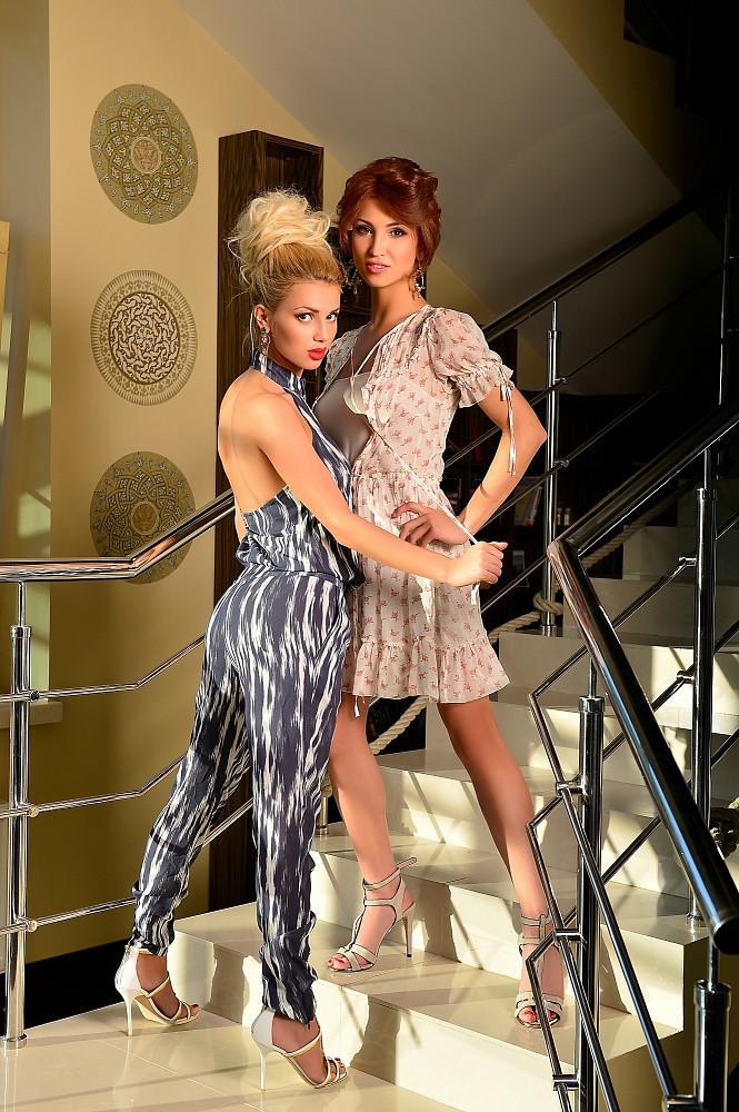 İkili Escort Bayan Alina ve Ketty