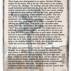 Asylum Photo Essay