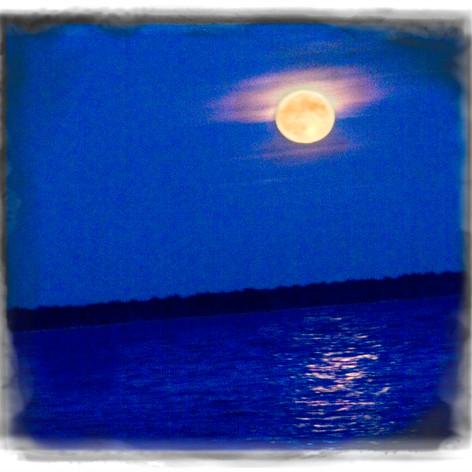 All-seeing Moonlight