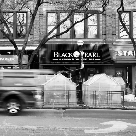 Black Pearl Passed By