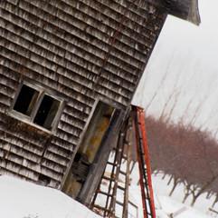 Held by Ladders