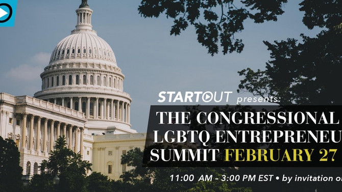 Congressional Summit on LGBT Entrepreneurship