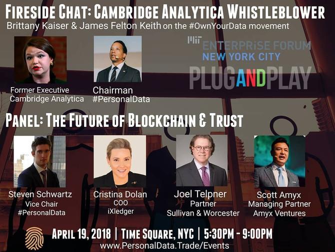 [Live Stream] #OwnYourData w/ Cambridge Analytica