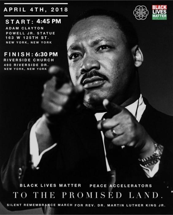 Join Us: MLK50 in Harlem