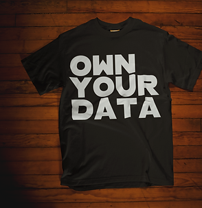 Own Your Data Tee