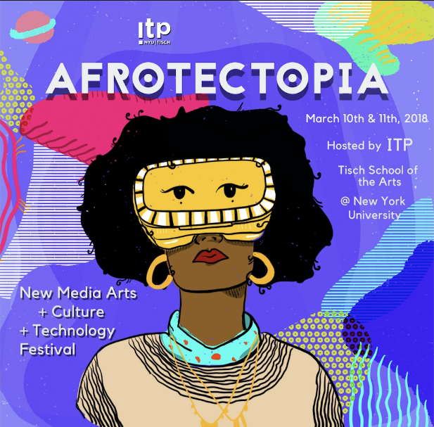 Join me @Afrotectopia