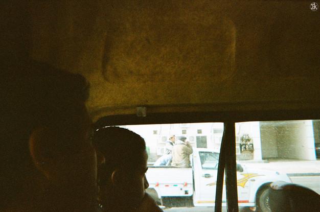 On the road to oasis Bahariya