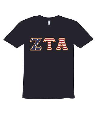 ZTA Flag V-Neck