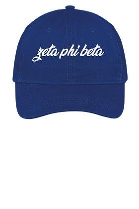 ZFB Royal Blue Hat