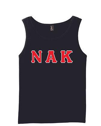 NAK Black Tank
