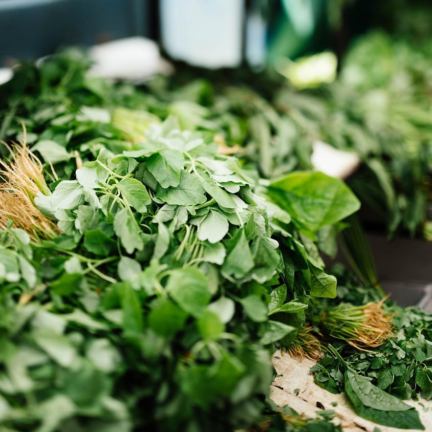 Virtual Quick Spring Veggie Detox Soup ~ 6:15 PM