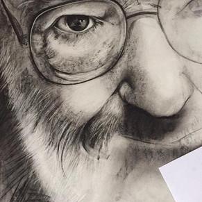 """"""" Umberto Eco """" by Alice Lenaz"""