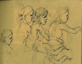 Bozzetto il pianoforte muto by Alice Lenaz