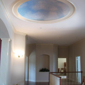 Ceiling decoration - sky by Alice Lenaz