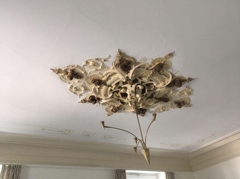 Restauratie/decoratie afspraak