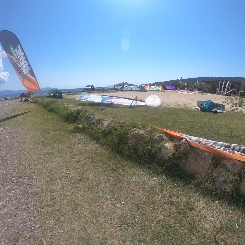 Kitesurfen Talamone