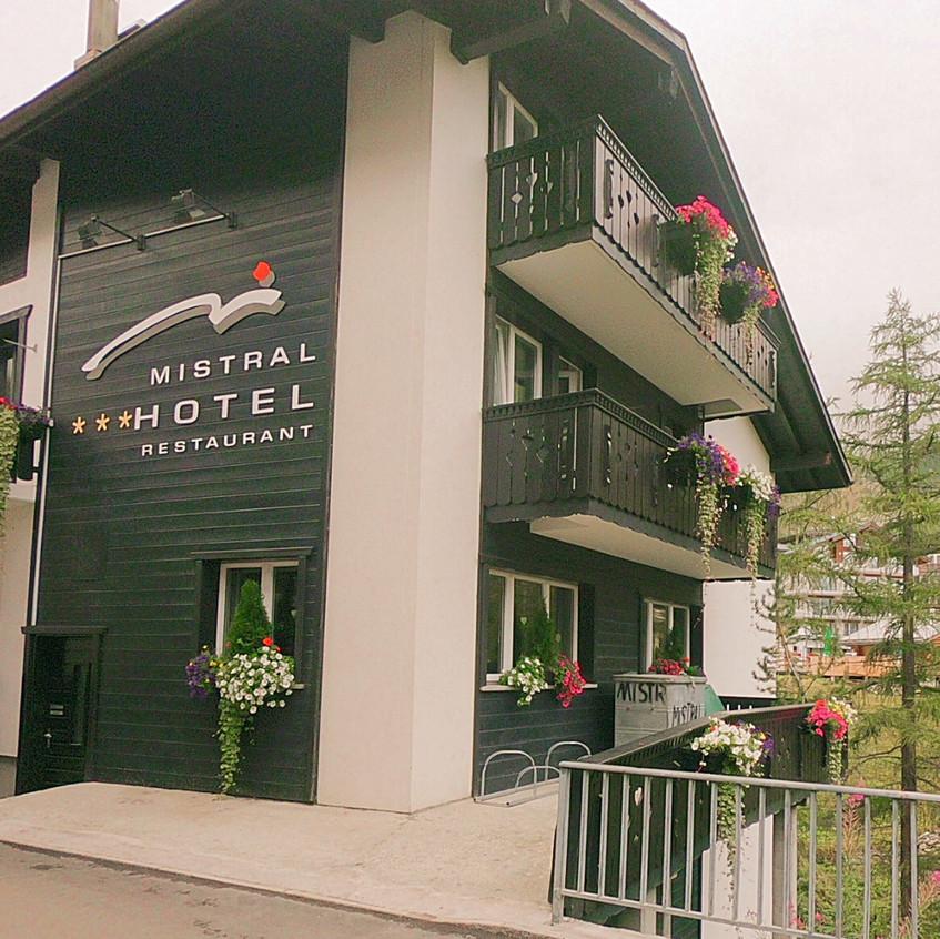 Hotel Mistral Saas Fee