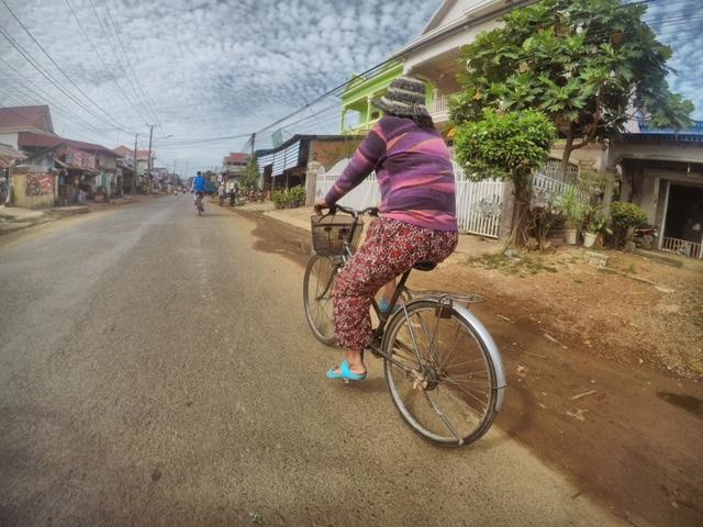 Kambodscha Cycling