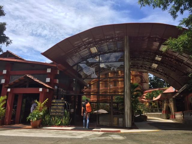 San Bada Hotel in Manuel Antonio