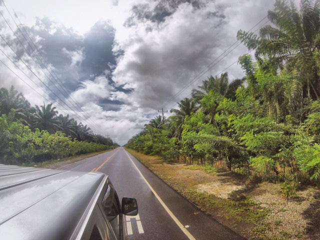 Road trip to Manuel Antonio