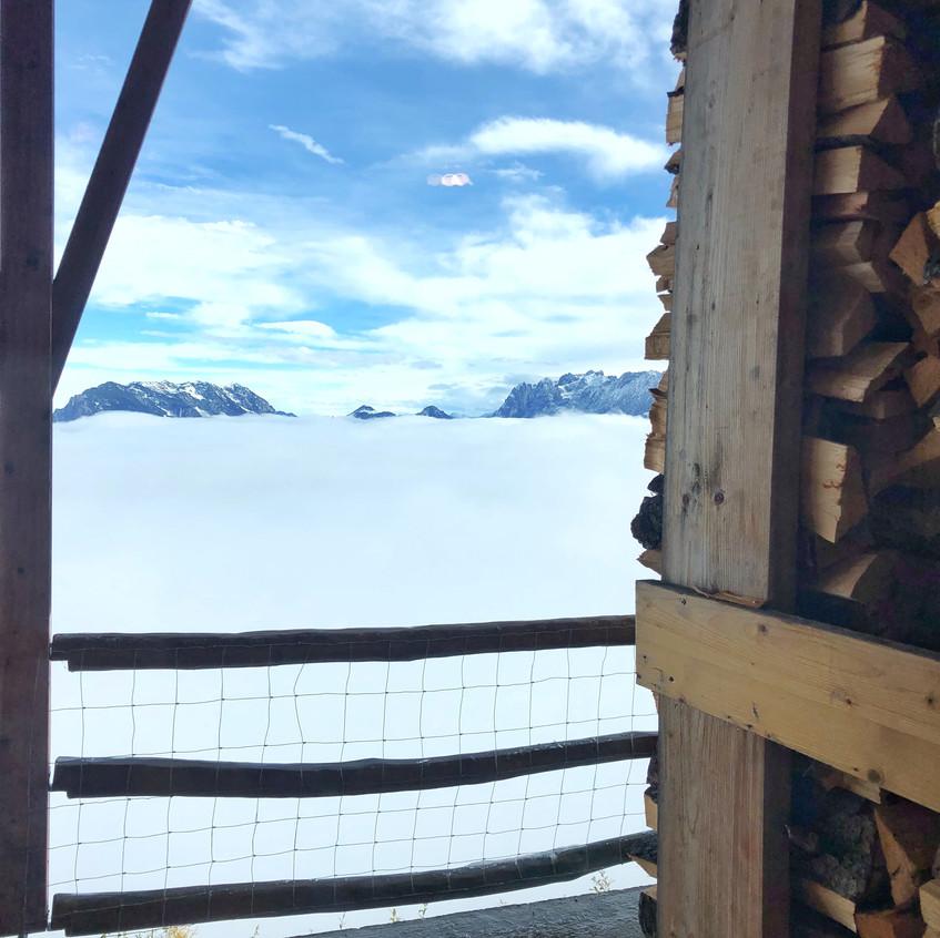 Ausblick vom Pendlinghaus