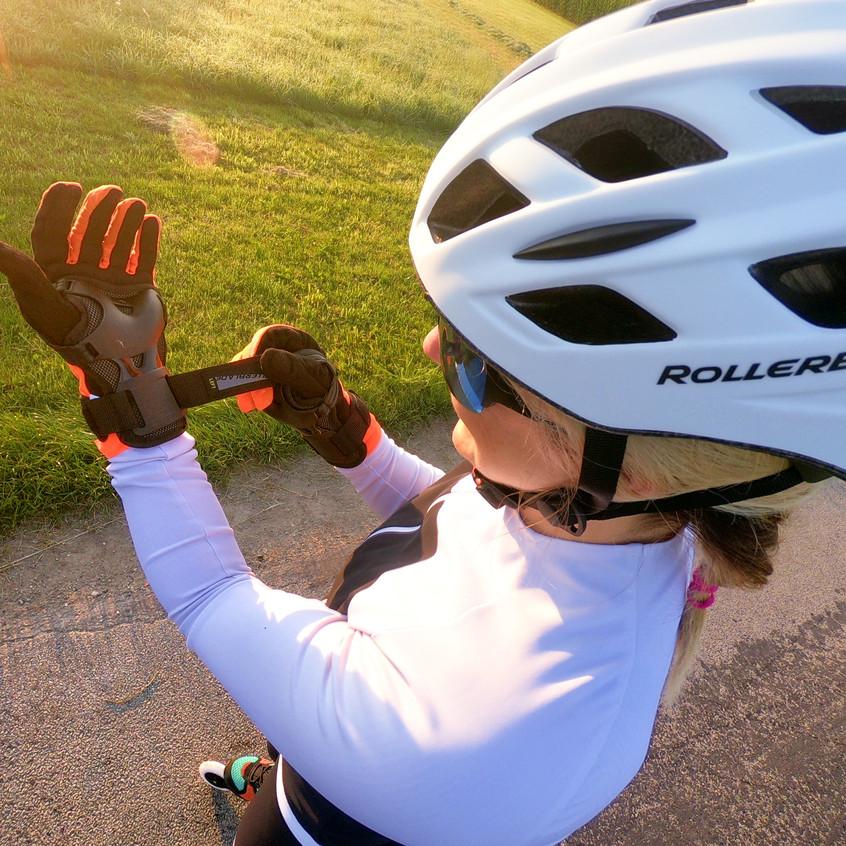 Rollerblade Schutzausrüstung