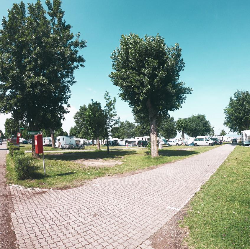 Strandcamping Podersdorf