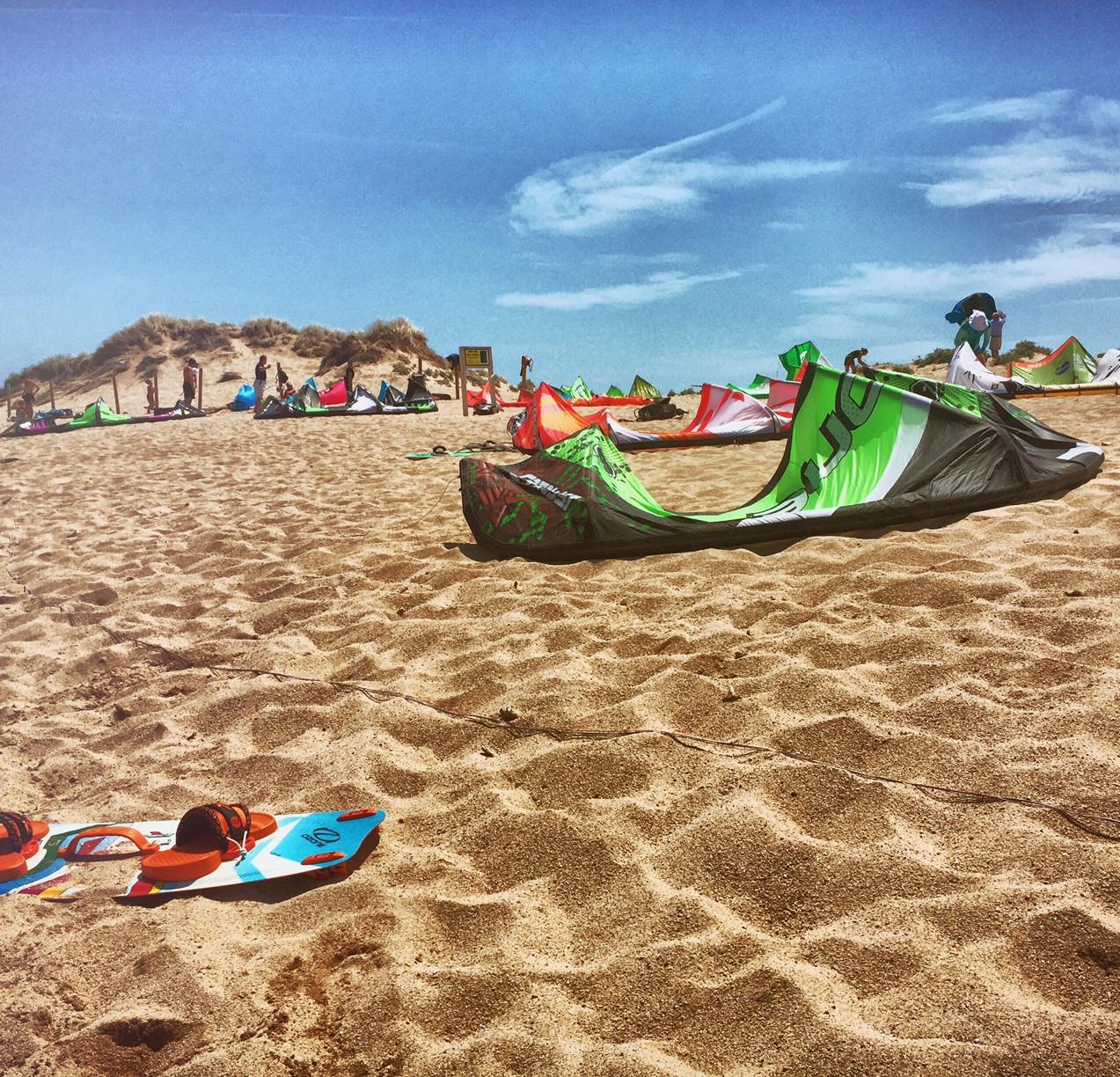 Kite beach Porto Pollo